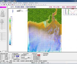 CJK3D应用实例:辽宁丹东港模型