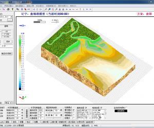 CJK3D应用实例:盘锦港模型