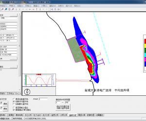 CJK3D应用实例:盐城大丰港电厂温排模型