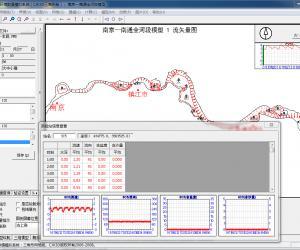 CJK3D应用实例:长江河口段模型