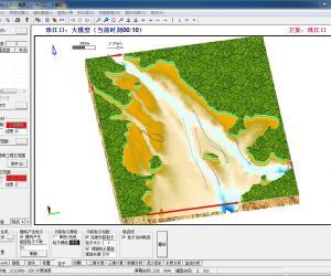 CJK3D应用实例:珠江口模型